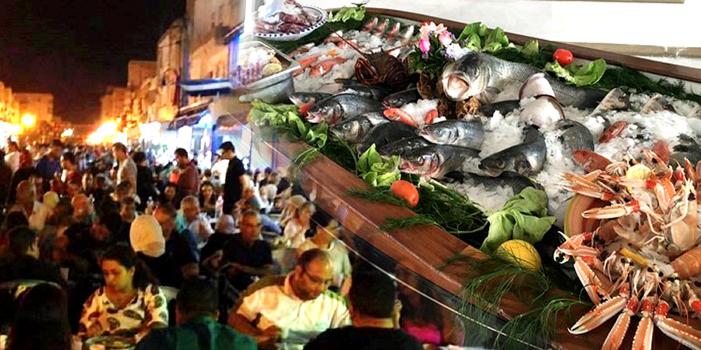 Le festival de la Fête du poisson